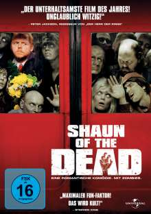 Shaun of the Dead, DVD