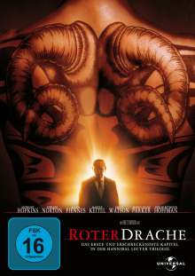 Roter Drache, DVD