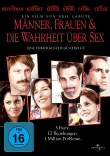 Männer, Frauen und die Wahrheit über Sex, DVD