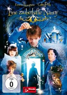 Eine zauberhafte Nanny, DVD