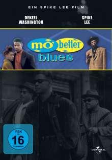 Mo' Better Blues, DVD