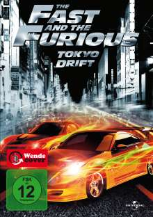 The Fast And The Furious: Tokyo Drift, DVD