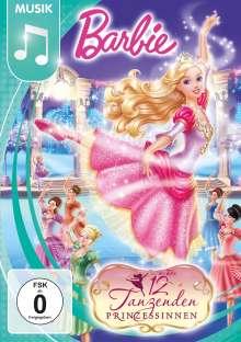 Barbie und die 12 tanzenden Prinzessinnen, DVD