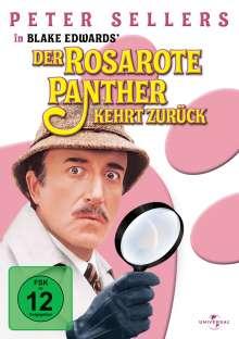 Der rosarote Panther kehrt zurück, DVD