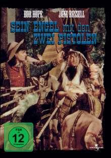 Sein Engel mit den zwei Pistolen, DVD