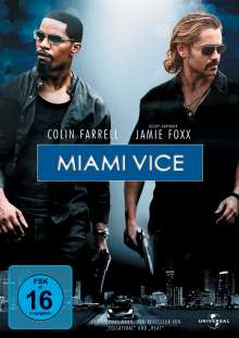 Miami Vice (2006), DVD
