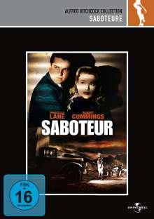Saboteur (1942), DVD
