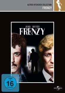 Frenzy, DVD
