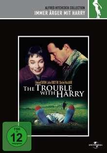 Immer Ärger mit Harry, DVD