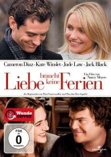 Liebe braucht keine Ferien, DVD