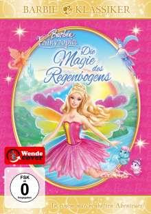 Barbie Fairytopia: Die Magie des Regenbogens, DVD