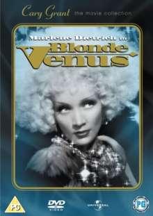 Blonde Venus (1932) (UK Import mit deutscher Tonspur), DVD