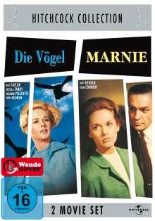 Hitchcock: Die Vögel/Marnie, 2 DVDs
