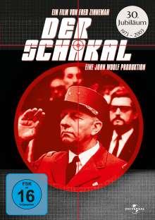 Der Schakal (1972), DVD