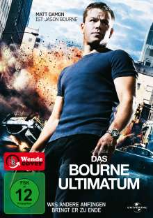 Das Bourne Ultimatum, DVD