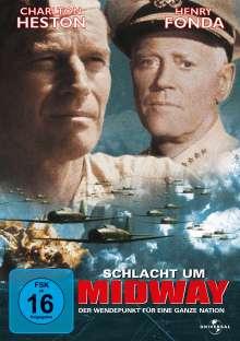Schlacht um Midway, DVD