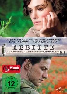 Abbitte, DVD