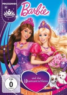 Barbie und das Diamantschloss, DVD