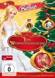 """Barbie in """"Eine Weihnachtsgeschichte"""", DVD"""