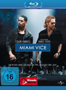 Miami Vice (2006) (Blu-ray), Blu-ray Disc
