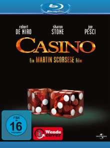 Casino (Blu-ray), Blu-ray Disc