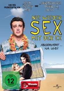 Nie wieder Sex mit der Ex, DVD