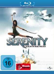 Serenity - Flucht in neue Welten (Blu-ray), Blu-ray Disc