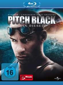 Pitch Black (Director's Cut) (Blu-ray), Blu-ray Disc