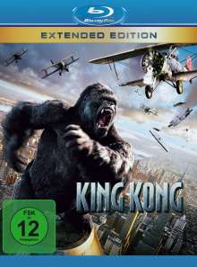 King Kong (2005) (Blu-ray), Blu-ray Disc