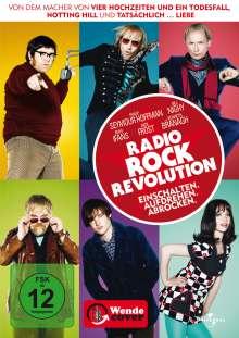 Radio Rock Revolution, DVD