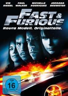 Fast & Furious - Neues Modell. Originalteile, DVD