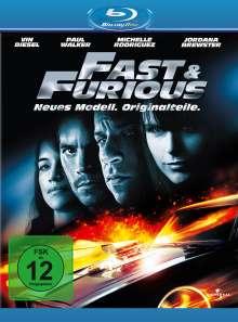 Fast & Furious - Neues Modell. Originalteile (Blu-ray), Blu-ray Disc