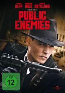 Public Enemies, DVD