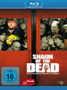 Shaun of the Dead (Blu-ray), Blu-ray Disc