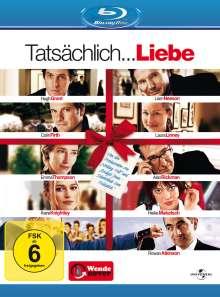 Tatsächlich Liebe (Blu-ray), Blu-ray Disc