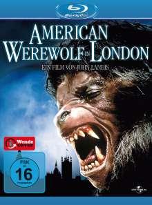 American Werewolf (Special Edition) (Blu-ray), Blu-ray Disc
