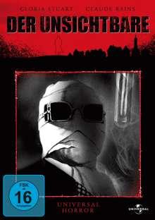 Der Unsichtbare (1933), DVD