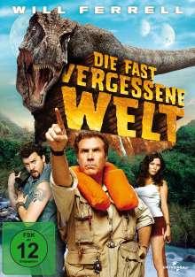 Die fast vergessene Welt, DVD
