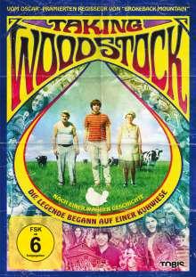 Taking Woodstock, DVD