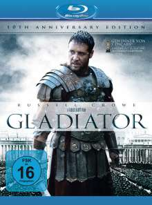 Gladiator (1999) (10 Anniversary Edition) (Blu-ray), 2 Blu-ray Discs