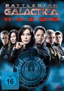 Battlestar Galactica Razor, DVD