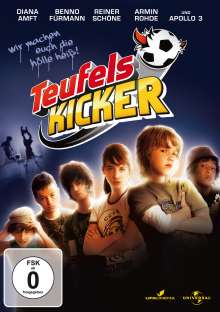 Teufelskicker, DVD
