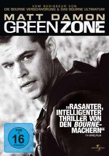 Green Zone, DVD