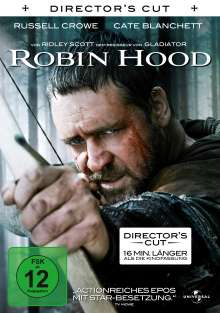 Robin Hood (Director's Cut), DVD