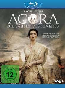 Agora - Die Säulen des Himmels (Blu-ray), Blu-ray Disc