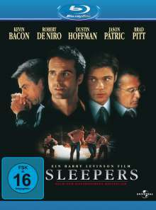 Sleepers (1996) (Blu-ray), Blu-ray Disc