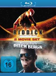 Riddick + Pitch Black (Blu-ray), Blu-ray Disc