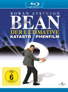 Bean - Der ultimative Katastrophenfilm (Blu-ray), Blu-ray Disc