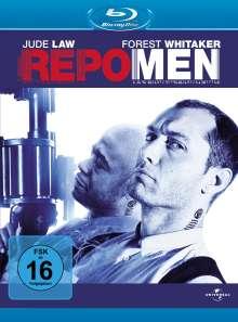 Repo Men (Blu-ray), Blu-ray Disc