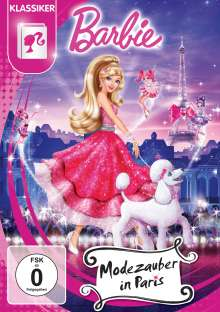 Barbie: Modezauber in Paris, DVD